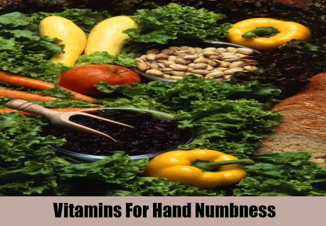 Vitamins For Hand Numbness