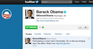 Mr. President's Twitter