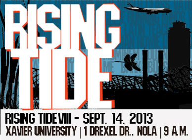 Rising Tide   A Conference on the Future of New Orleans