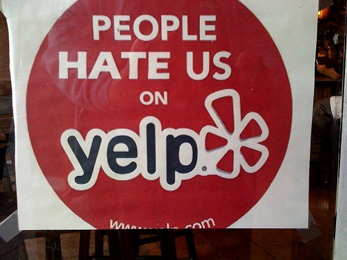 People Hate Us On Yelp Image - Search Influence