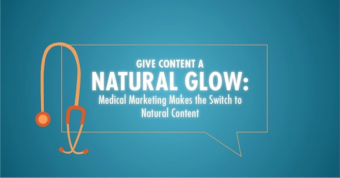 Content marketing natural glow image - Search Influence