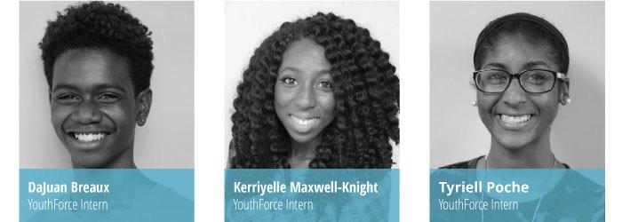 YouthForce Interns