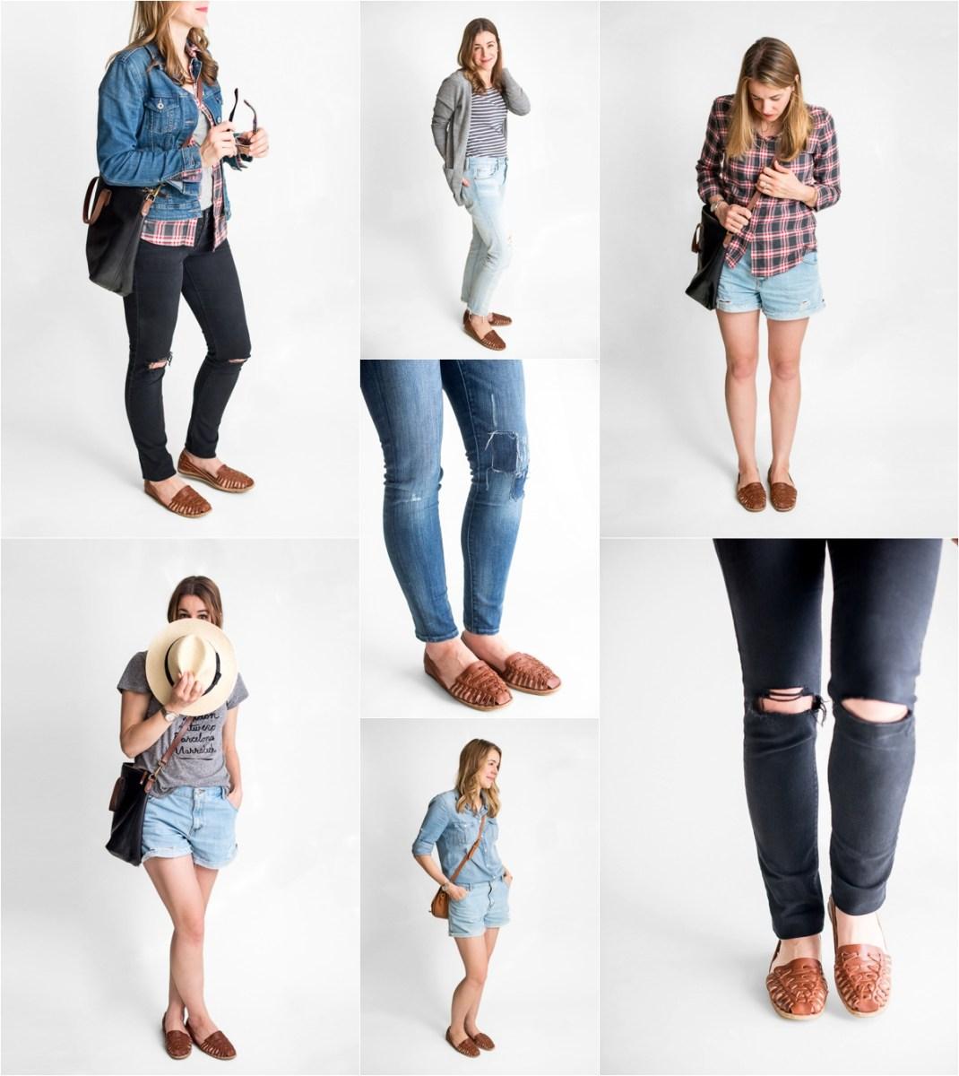 Review: Nisolo Ecuador Huarache Sandal