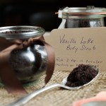 Vanilla Latte Coffee Sugar Body Scrub
