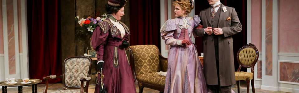 The Importance of Being Earnest (2014)
