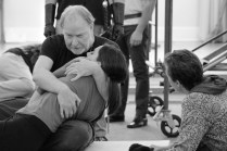 Dan Kremer, Elinor Gunn and Amy Thone