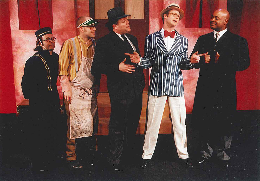 The Comedy of Errors (2000)
