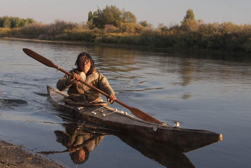 The Skin-on-Frame Kayak