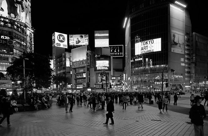 Shibuya Night2