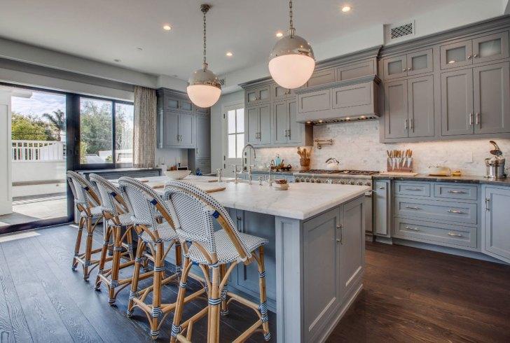 design trend blue kitchen cabinets ideas to get you started blue cabinets kitchen Blue Kitchen Cabinets Sebring Services