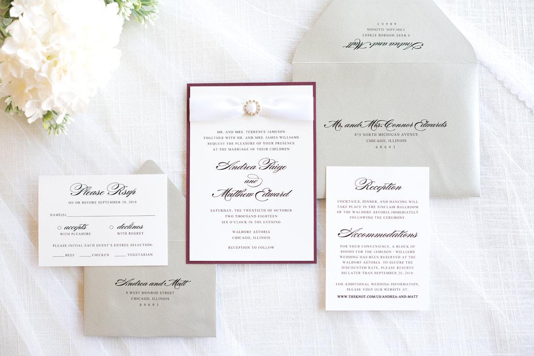 Fullsize Of Formal Wedding Invitations
