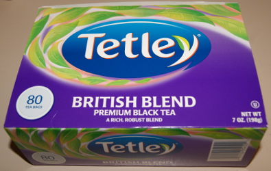 Tetley British Blend Review