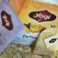 Facilitating Movement with Yogi Detox Tea