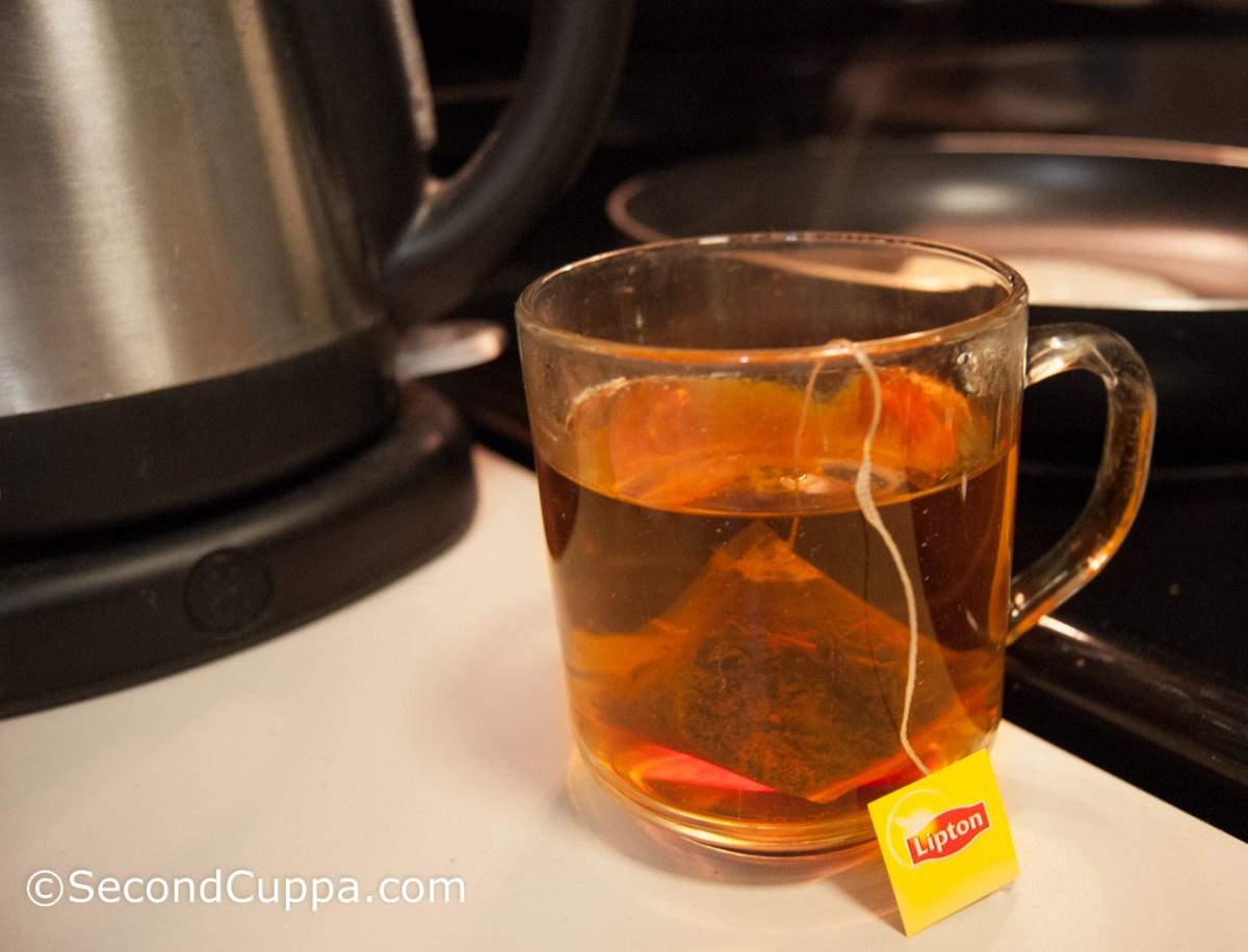 Lipton English Breakfast Tea Review