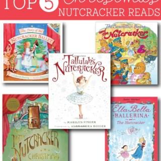 Top 5 Nutcracker Themed Reads