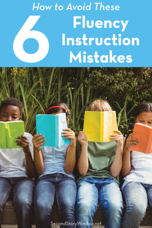 How to Avoid These 6 Fluency Instruction Mistakes