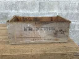 """Salvage Storage """"Bethlehem Steel"""""""