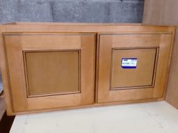 Waverly Caramel Upper Cabinet