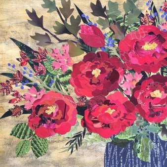 Lush Roses