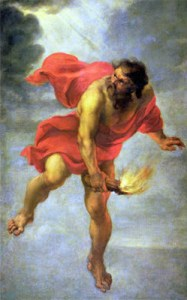 prometheus-fire