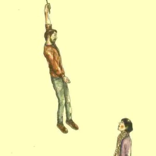 Árbol del amor, ilustración de El Guardabosques