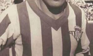 Luis del Sol, mediocentro mítico del Betis.