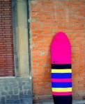 Boardbag Secretos Beach mod. Fluor