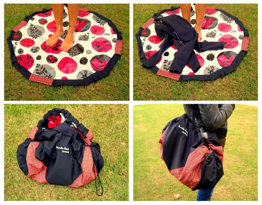 Wet bag Secretos Beach