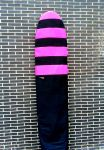Boardbag Secretos Beach mod. Pink & Black
