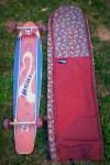 Skate bag Secretos Beach mod. Cachemir