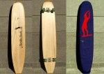 Skate bag Secretos Beach mod. Big Noseridrer