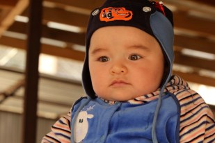 Kyrgyzstan child