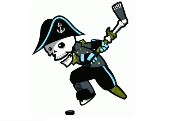 Admirals alternate logo
