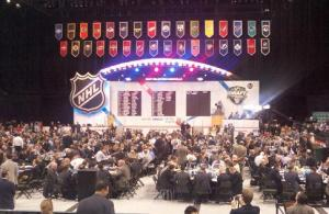 2011 Draft floor (busy)