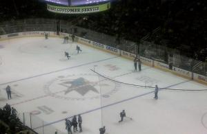 Preds Sharks game
