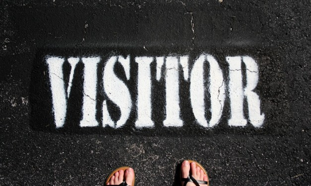 """FAQ #2: What is the distinction between a """"visitor"""" and an """"unauthorized guest?"""""""
