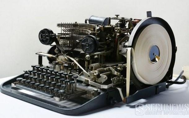 Une machine de cryptage nazi vendue sur eBay pour 12,50 euros
