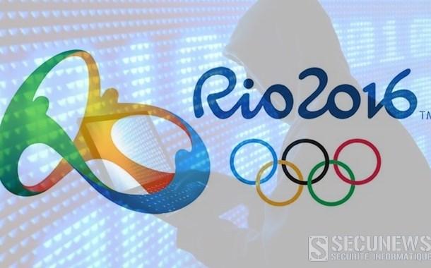 Si vous êtes intéressé par les J.O de Rio 2016, les cybercriminels aussi !