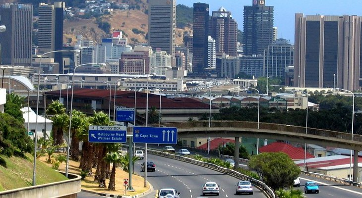 Cape Town's busiest suburbs and sees 65% drop in crime
