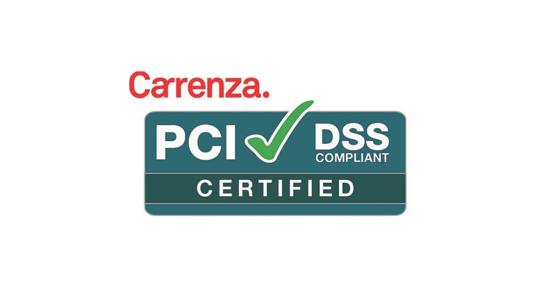 Carrenza first UK organisation to achieve PCI DSS 3.1