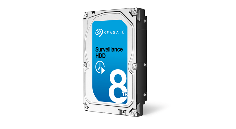 Seagate unveils world's first 8TB Drive
