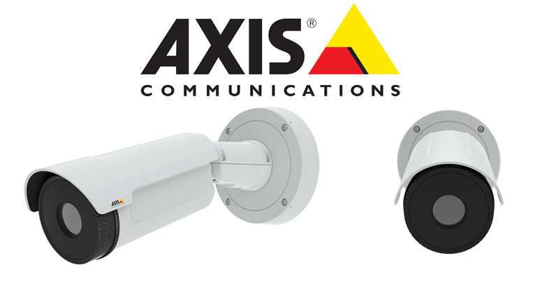 Axis introduces an outdoor network thermal camera