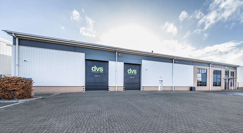 DVS are moving to a state of the art corporate headquarters!