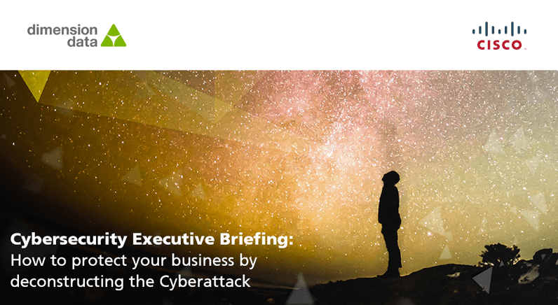 Dimension Data holds Cybersecurity Executive Briefings