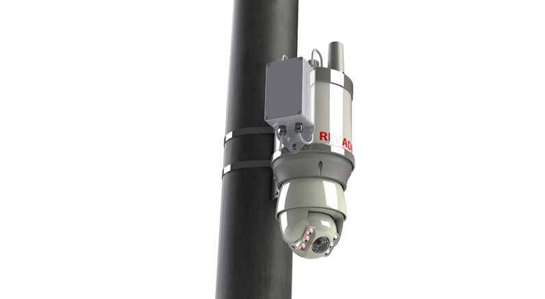 Powering the next generation of mobile CCTV