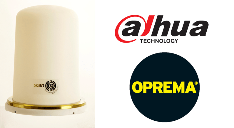 Ogier Scan-360 and Dahua NVR integrate to protect perimeters