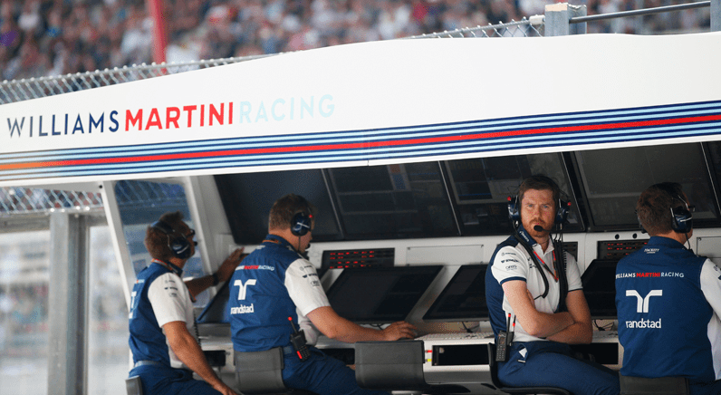 Williams leads Formula One with Thales cybersecurity solutions