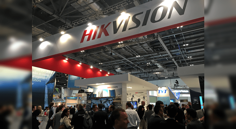 Hikvision shows expanded range at IFSEC 2016