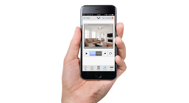 Tyco releases latest version of VisonicGO Mobile Application