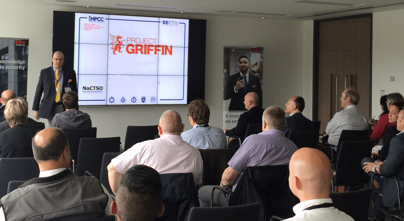 Securitas first to receive approval from the Home Office for Project Griffin